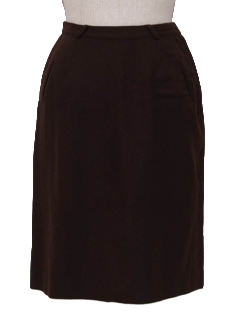 1950's Womens Fab Fifties Pencil Skirt