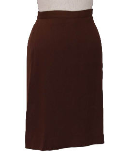 1950's Womens Fab Fifties Straight Skirt