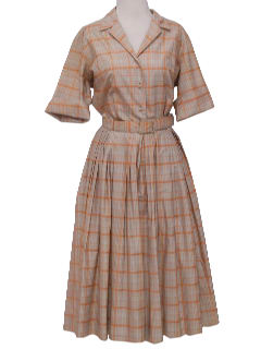 1950's Womens Fab Fifties New Look Dress