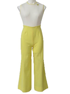 1970's Womens One Piece Jumpsuit