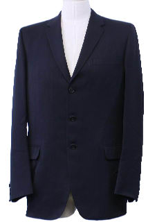 1950's Mens Blazer Style Sport Coat Jacket
