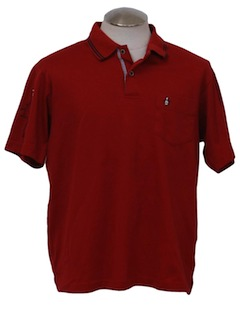 1990's Mens Polo Golf Shirt