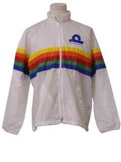 1970's Unisex Windbreaker Jacket