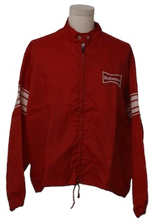 1980's Mens Racing Jacket