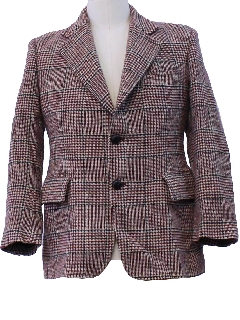 1980's Mens/Boys Sport Coat Style Blazer Jacket