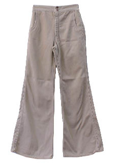 1980's Womens Bell Bottom Pants