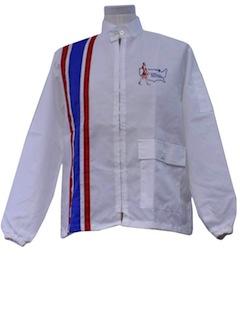 1980's Unisex Racing Jacket