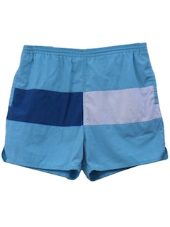 1990's Mens Wicked 90s Swim Shorts