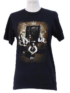 1990's Womens Band/Music T-Shirt