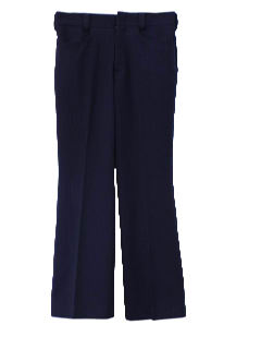 1970's Mens Bellbottom Leisure Pants
