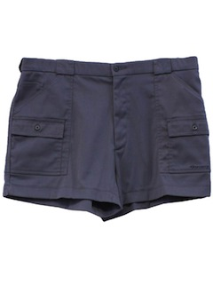 1980's Mens Totally 80s Style Shorts