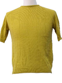 1960's Womens Knit Shirt