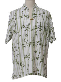 1990's Mens Hippie Shirt