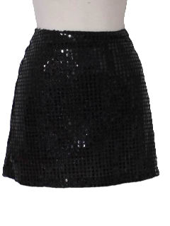 1990's Womens Mini Skirt