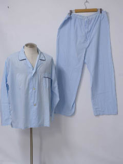 1960's Mens Pajamas