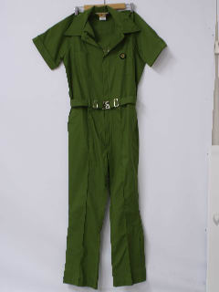 1970's Mens Jumpsuit