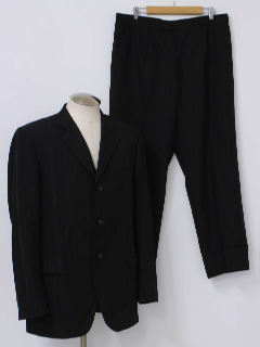 1990's Mens Wicked 90s Suit