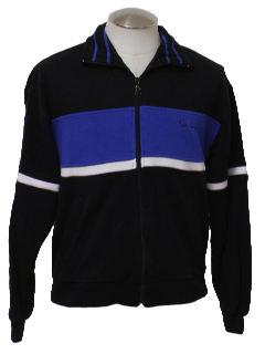 1980's Mens Designer Track Jacket