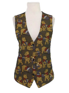 1990's Womens Wicked 90s Vest