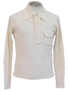 Mod knit Shirts
