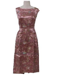 1950's Womens New Look Cocktail Dress