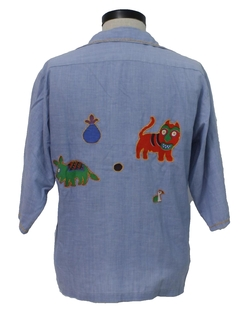 1970's Womens Hipipe Shirt