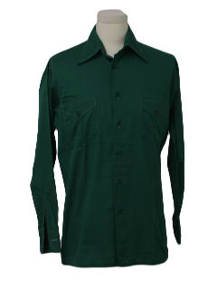 1970's Mens Sport Shirt