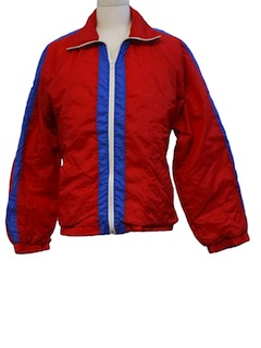 1970's Mens Racing Style Jacket