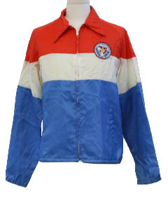 1970's Mens Boy Scouts Windbreaker Jacket