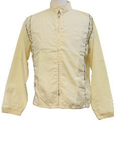1960's Mens Mod Windbreaker Jacket