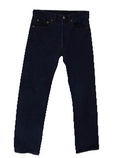 1970's Mens Levis 501 Jeans Pants