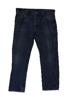 1990's Mens Levis 501 Jeans Pants