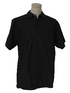1980's Mens Work Shirt