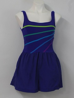 1990's Womens Wicked 90s Swimsuit