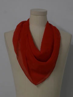 1970's Womens Accessories - Scarf