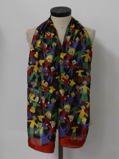 1980's Womens Accessories - Scarf