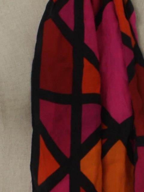 1980's Womens Accessories - Designer Scarf