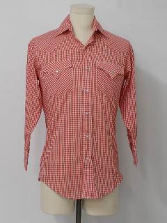 1970's Unisex Western Shirt