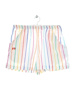 1980's Unisex Hang Ten Totally 80s Shorts