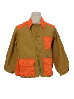 1970's Mens Huniting Jacket