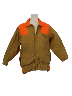 1960's Mens Hunting Jacket