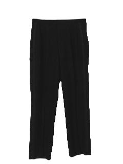 1950's Mens Tuxedo Slacks Pants