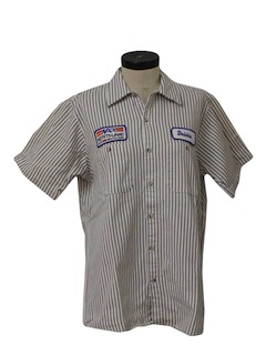 1990's Womens Work Shirt