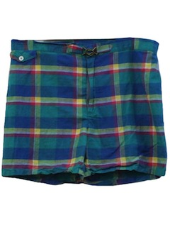 1990's Mens Wicked 90s Golf Shorts