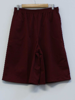 1970's Womens Culotte Pants