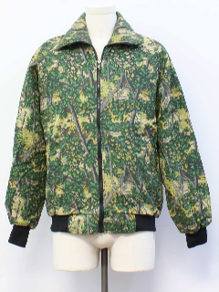 1980's Mens Hunting Jacket