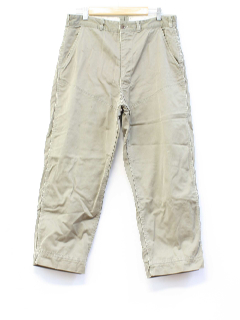 1970's Mens Hunting Pants