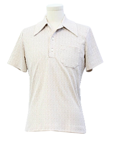 1970's Mens Golf Shirt