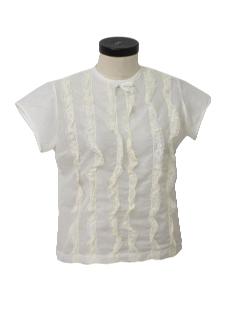 1960's Womens Shirt