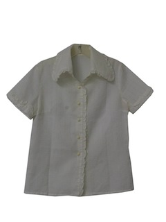 1960's Womens Shirt
